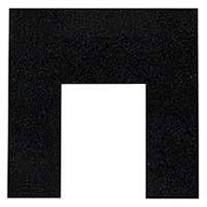 Black Granite Back panel