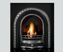 Henley cast iron fireplace