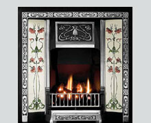 Northmoor cast iron fireplace