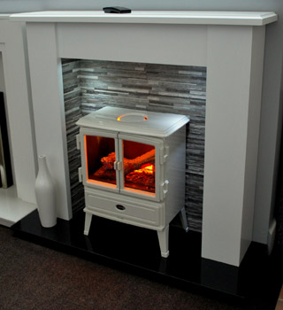 Recent Projects Fire Surrounds Nottingham Uk