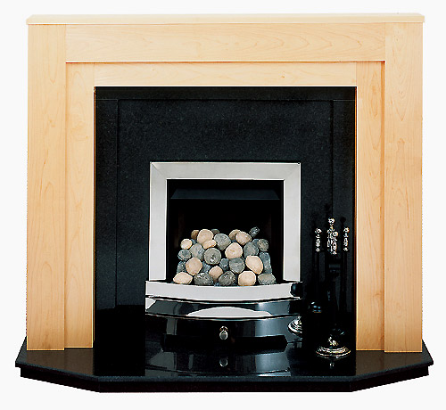 Alexandria Maple Fire Surround