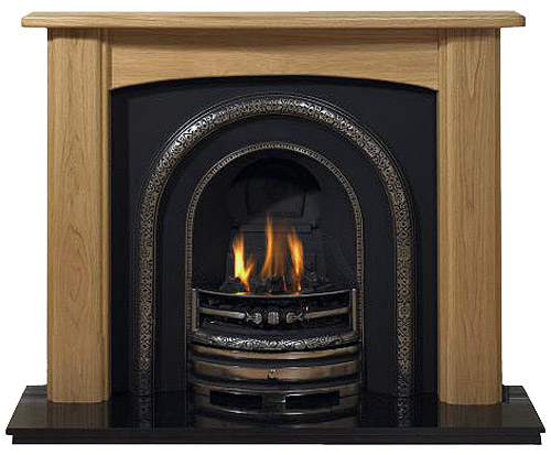 Newark Oak Fire Surround