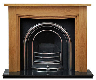 Waterside Oak fire surround