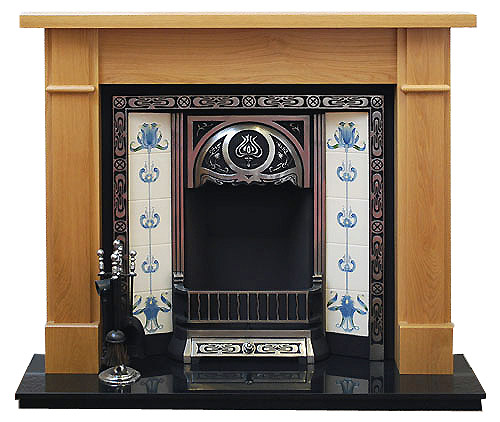 Decorative Fireplace Tiles Fireplace Tiles Nottingham