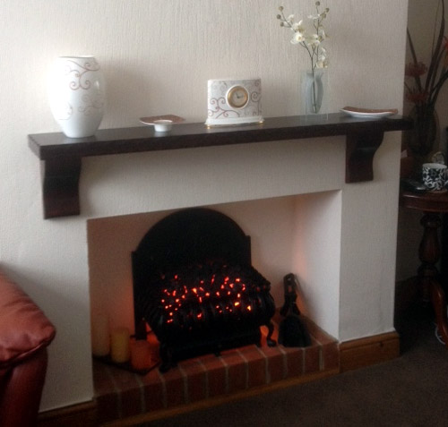 Mahogany-mantel-shelf-middlesex