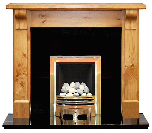 The Bedford Pine Fire Surround