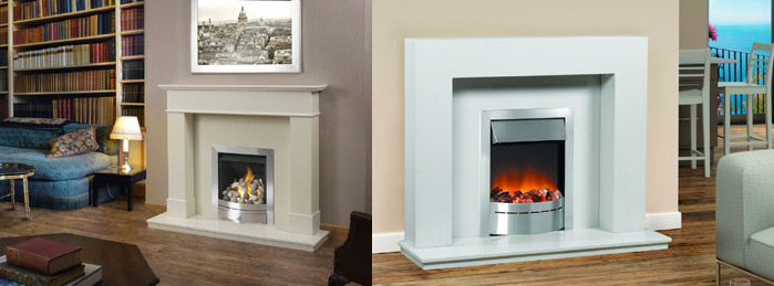Marble fireplaces Nottingham