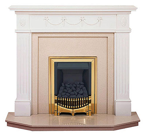 Adams Style Fireplace Fire Surround Prestige
